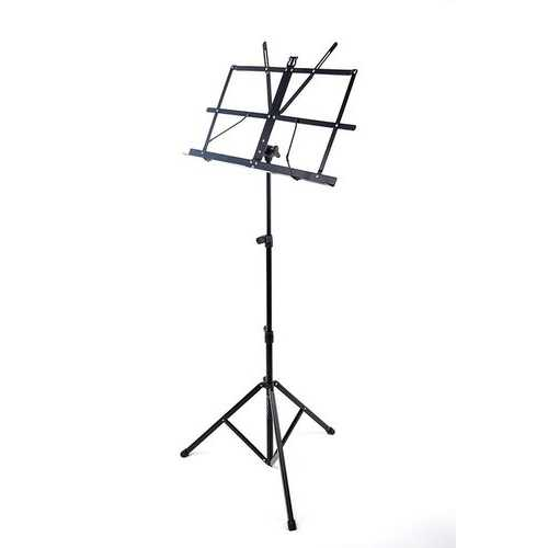Reprize Accessories CMS-1 Compact Folding Music Stand with carrying case