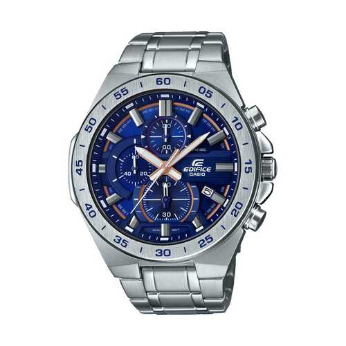 Casio Men's 'Edifice' Quartz Stainless Steel Watch