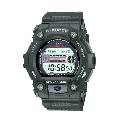 Casio Men's 'G-SHOCK' GW7900-1 Quartz Resin Watch