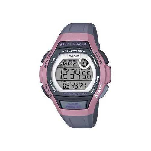 Casio Ladies Step Tracker 10 Year Battery Life