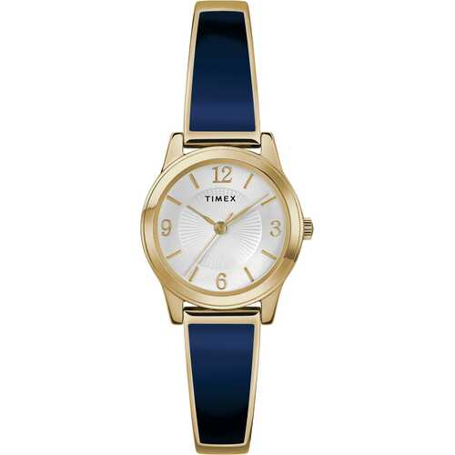 Timex TW2R98500 Fashion Stretch Bangle 25mm Expansion Band Watch