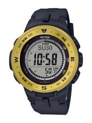 Casio PRG330-9 Pro Trek Tough Solar Triple Sensor Digital Watch