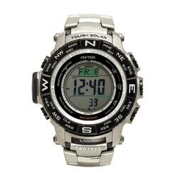 Category: Dropship Watches, SKU #PRW3500T-7CR, Title: Casio Men's PRW3500T-7CR Pro Trek Tough Solar Digital Sport Watch