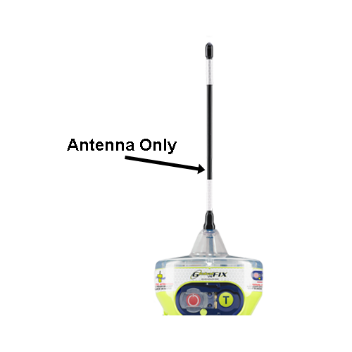 Antenna for GlobalFix V4, RLB-41, Black