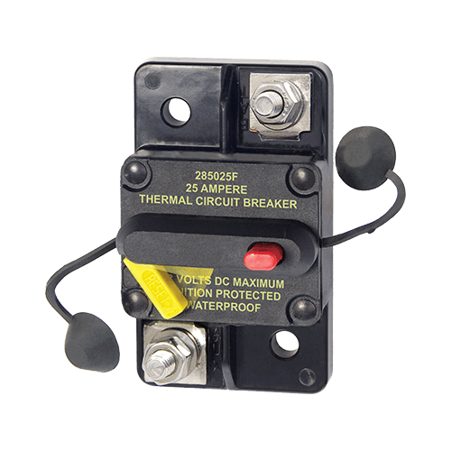 Breaker, 285, Surface Mnt, DC 25A