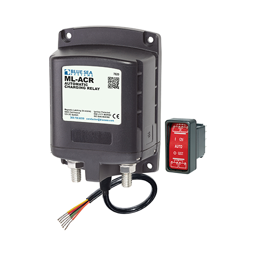 12VDC Automatic Charging Relay