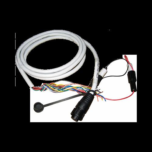 Power/Data Cord, 10 Pin, FCV620/585, 2m