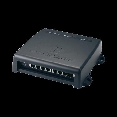 Ethernet Hub for NavNet 3D