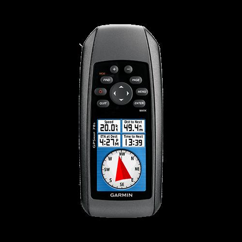 GPS-HH, GPSMAP 78s w/ Basemap, Alt+Comp