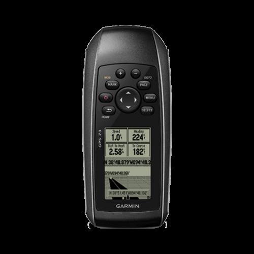"GPS-HH, GPS 73, 2.6"" Monochrome, No Map"