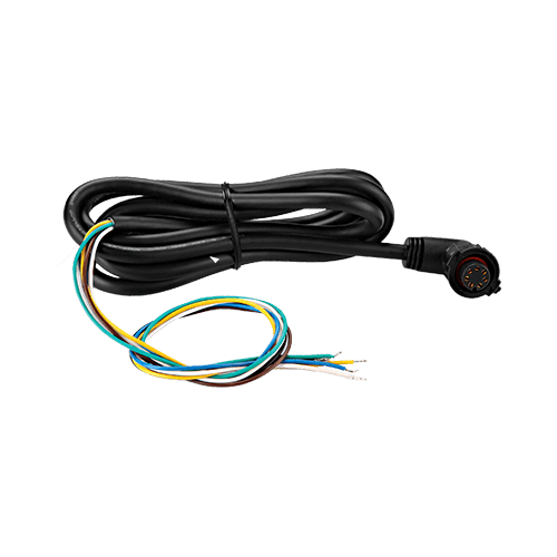 Power/Data Cable, 7-pin, 90, GHC/GMI 20