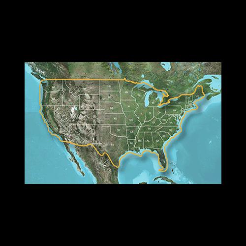 LakeVu HD, LUS100F, All U.S.
