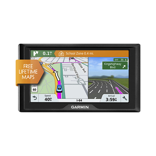 GPS-Auto, Drive 61 LM, US+Canada, REFURB