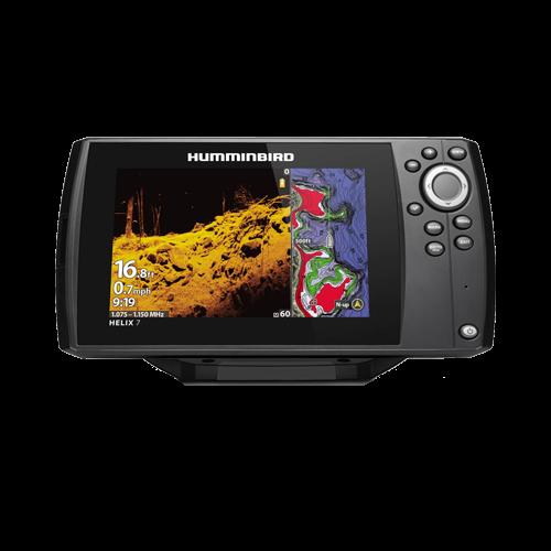 Helix 7 CHIRP MDI GPS G3, w/Xdcr