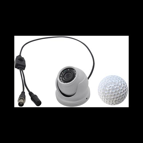 Camera, Mini Dome, 1000TVL, White