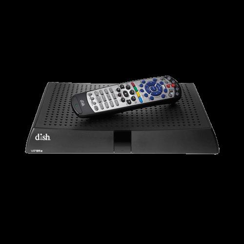 Dish 211z HD Rcvr, Sats 61/110/119