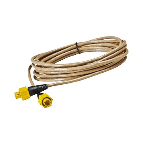 Ethernet Cable w/ Yellow Plugs, 25'