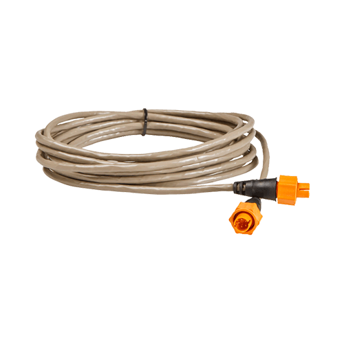 Ethernet Cable w/ Yellow Plugs, 50'