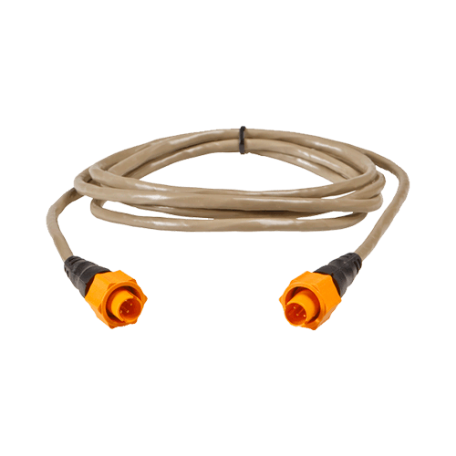 Ethernet Cable w/ Yellow Plugs, 6'