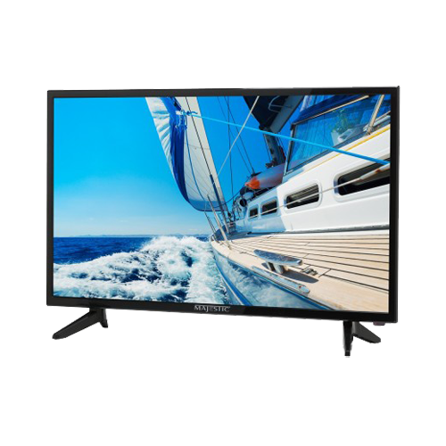 "TV, 32"" 12V LED, with DVD, USB, 2x HDMI"