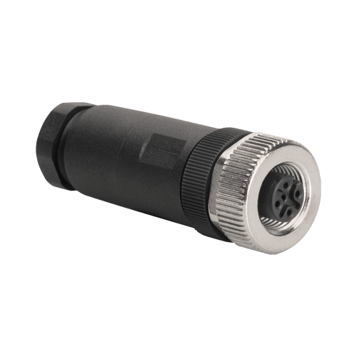 Field Connector, Fem Micro/Mid, Straight