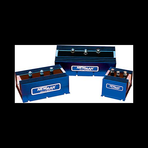 Battery Isolator, 1 Alt/ 3 Bank/ 165 Amp