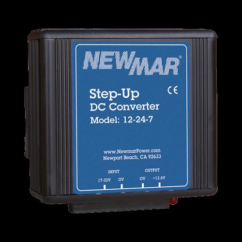 Converter, 10-16VDC to 24.5VDC 7 Amp