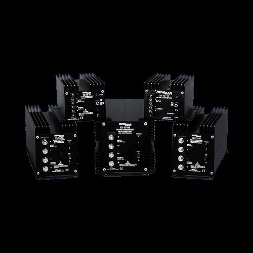 Converter, 20-50VDC to 13.6VDC 35 Amp