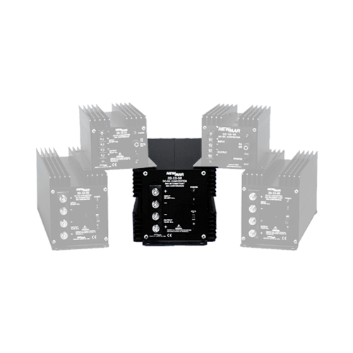 Converter, 20-50VDC to 13.6VDC 50 Amp