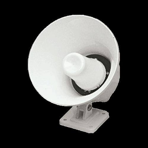 8/12 Watt Waterproof Hailer Horn