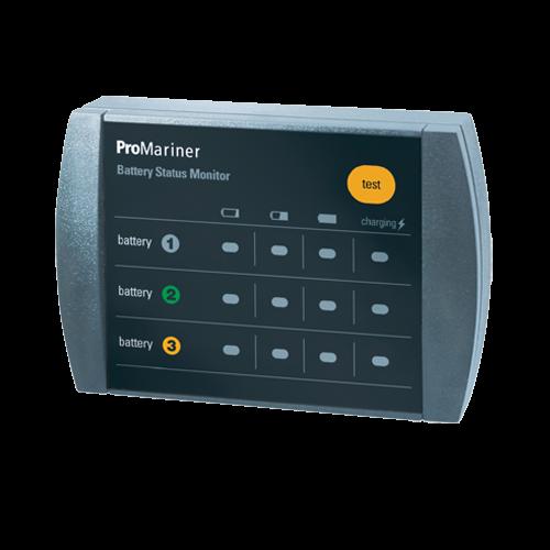 Remote Bank Status Monitor