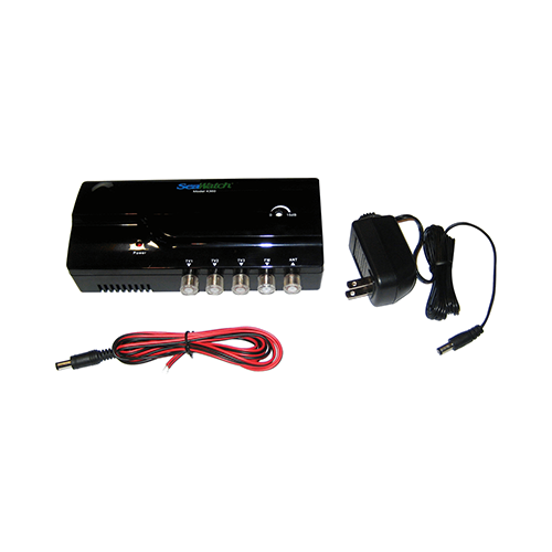 AM/FM/TV Band Separator/Dist. Amp.