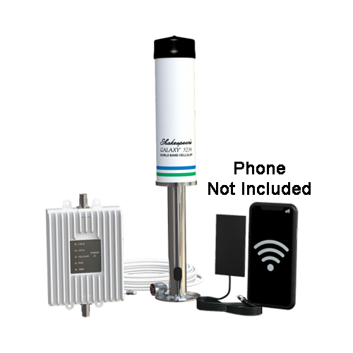 Stream Cell Booster for Internet