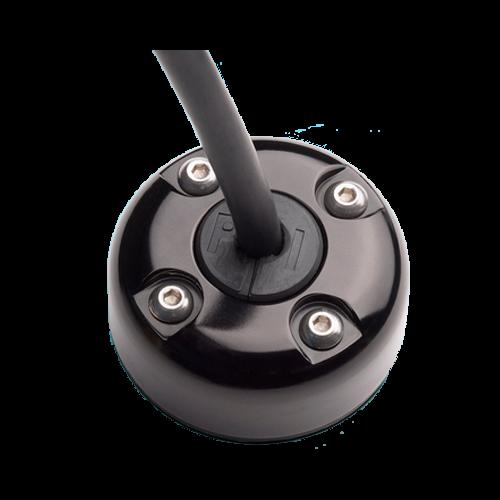 Cable Gland, Black Alumunium, 10mm Cable