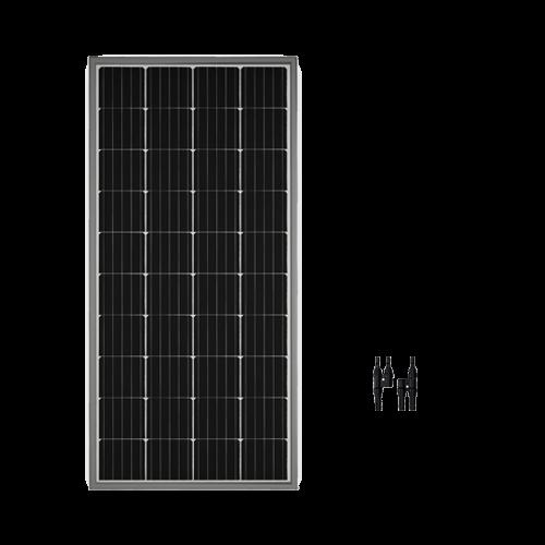 100W Solar Power Expansion Kit