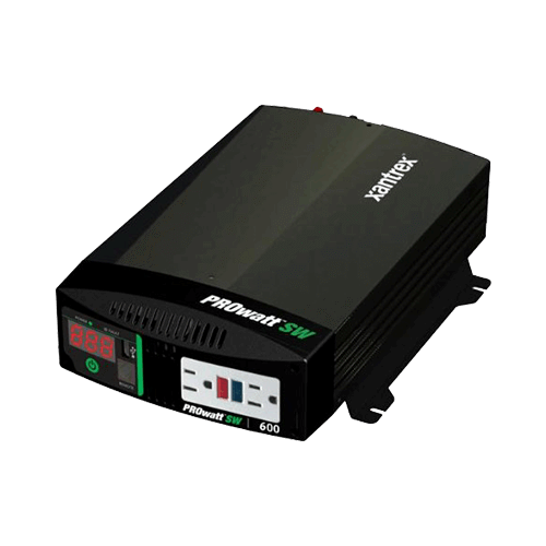 Inverter, PROwatt SW 600W 12V True-Sine