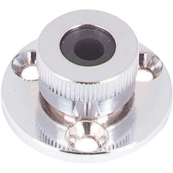 Chrome Plated Cable Outlet