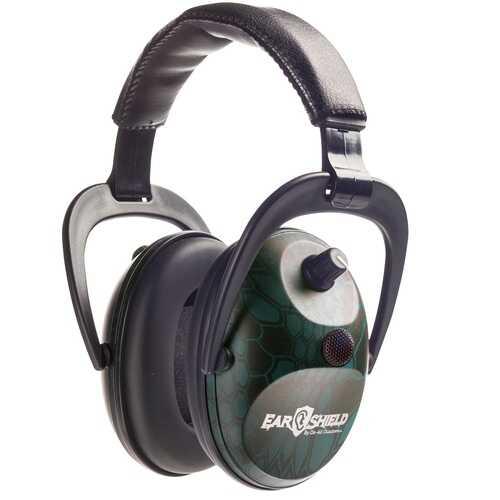Do All Outdoors EarShield Dual Muff Kryptek Typhon/Teal
