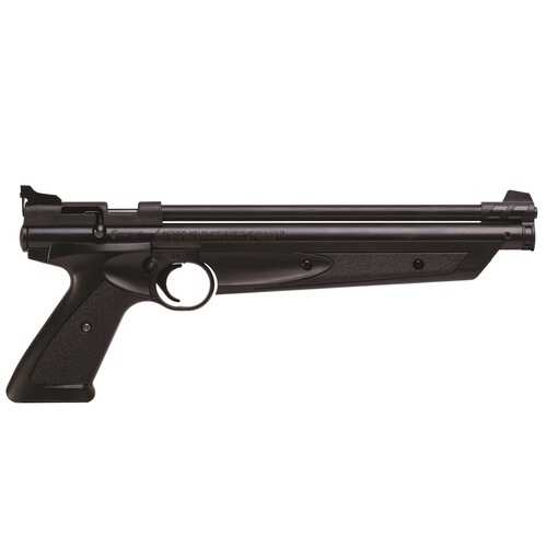 Crosman American Classic Pump Pellet .177 Pistol Black