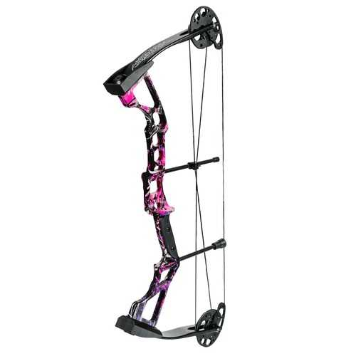 Darton Recruit Youth Compound Bow Pkg Muddy Girl 25-30lb LH
