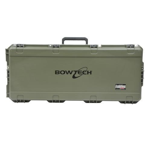 SKB Bowtech iSeries Parallel Limb Single Bow Case-Green