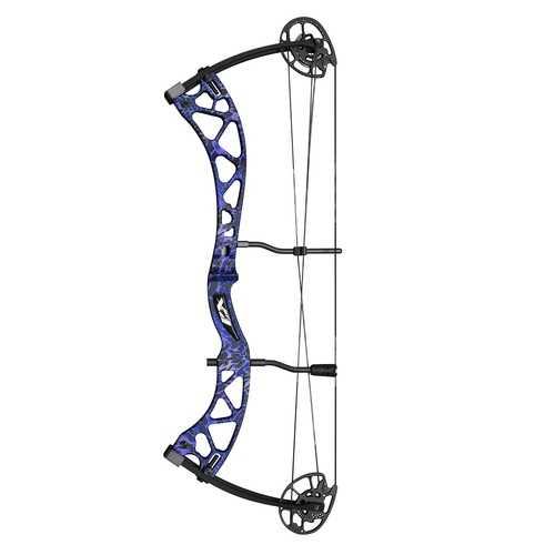 Martin Archery Carbon Mist Compound Bow RH Pkg 40lb Purple