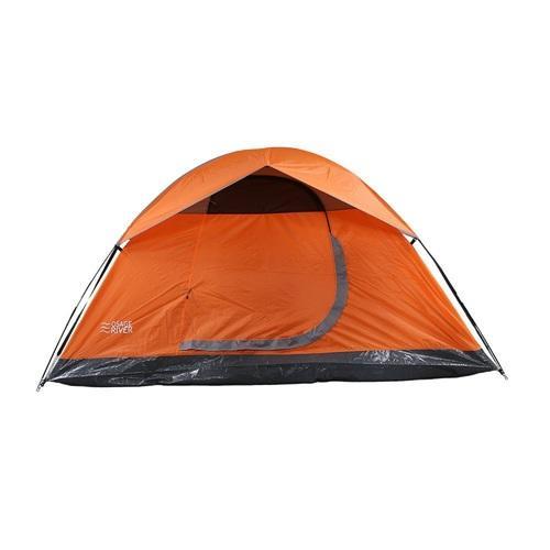 Osage River Glades 4-Person Tent - Orange/Titanium