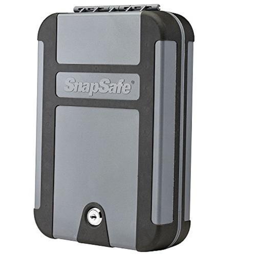 Hornady Snapsafe Treklite Lock Box w/Key Lock Xlarge