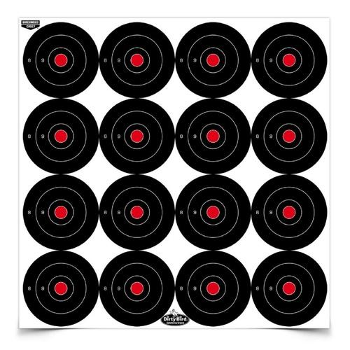 Birchwood Casey Dirty Bird 3in Round Target-100 Targets