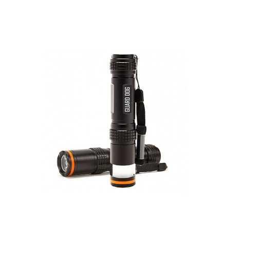 Guard Dog Flarelite 450L Flashlight/Lantern w/Mag Tail Cap