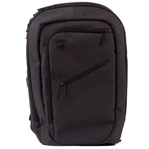 Guard Dog Bulletproof Backpack w/Charging Bank - Black