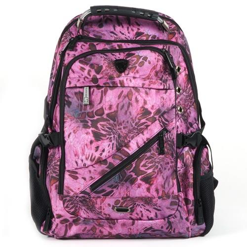 Guard Dog Security Bulletproof Backpack -PRYM1-Pinkout