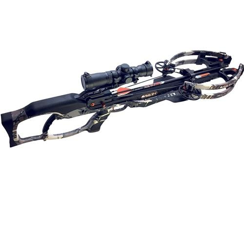 Ravin R9 Predator Crossbow Package - Camo