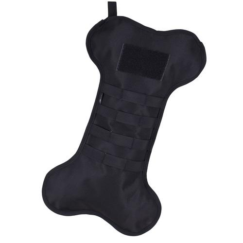 Osage River RuckUp Tactical Canine Stocking - Black